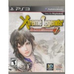 PS3: Dynasty Warriors 7 Xtreme Legends (Z1)