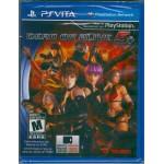 PSVITA: Dead or Alive 5 Plus (z1)