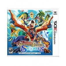 3DS: MONSTER HUNTER STORIES (R1)(EN)