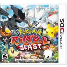 3DS: POKEMON RUMBLE BLAST (EN)