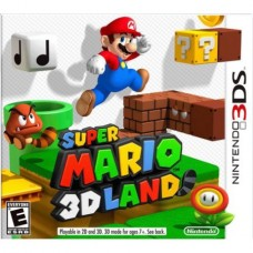 3DS: Super Mario 3D Land (EN)