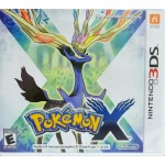 3DS: POKEMON X (EN)