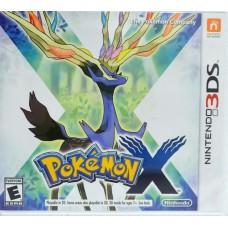 3DS: POKEMON X (EN)