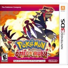 3DS: Pokemon Omega Ruby (EN)