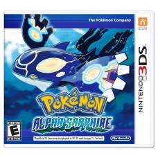 3DS: Pokemon Alpha Sapphire (EN)