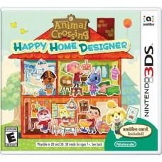 3DS: ANIMAL CROSSING HAPPY HOME DESIGNER (R1)(EN)