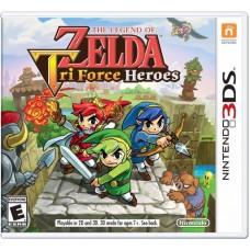 3DS: THE LEGEND OF ZELDA TRIFORCE HEROES (R1)(EN)