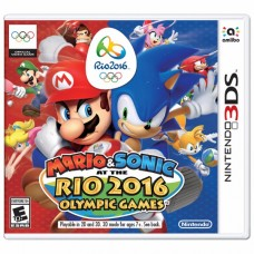 3DS: Mario & Sonic at the Rio 2016 Olympic Games (EN)