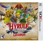3DS: HYRULE WARRIORS LEGENDS (R1)(EN)