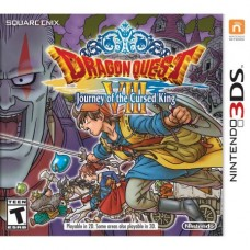 3DS: DRAGON QUEST VIII: JOURNEY OF THE CURSED KING (R1)(EN)