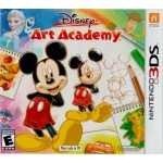 3DS: DISNEY ART ACADEMY (R1)(EN)