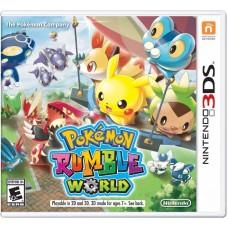 3DS: POKEMON RUMBLE WORLD (R1)(EN)