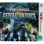 3DS: METROID PRIME FEDERATION FORCE (R1)(EN)