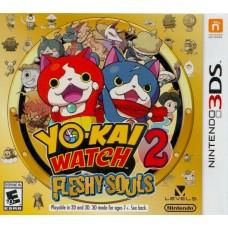 3DS: YO-KAI WATCH 2 FLESHY SOULS (R1)(EN)