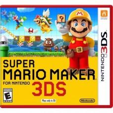 3DS: SUPER MARIO MAKER FOR NINTENDO 3DS (R1)(EN)