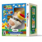 3DS: POOCHY & YOSHI'S WOOLLY WORLD AMIIBO BUNDLE (R1)(EN)