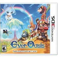3DS: EVER OASIS (R1)(EN)
