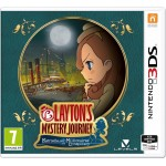 3DS: LAYTON'S MYSTERY JOURNEY: KATRIELLE AND THE MILLIONAIRE'S CONSPIRACY (R1)(EN)