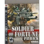 PS3: Soldier Of Fortune Payback (Z1)