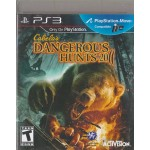PS3: Cabelas Dangerous Hunts 2011 (Z1)