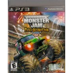 PS3: Monster Jam Path of Destruction (Z1)