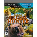 PS3: Cabelas Big Game Hunter 2012 (Z1)