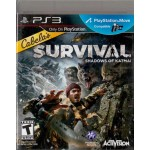 PS3: Cabelas Survival Shadows of Katmai (Z1)