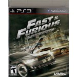 PS3: Fast & Furious Showdown (Z1)