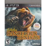 PS3: Cabela's Dangerous Hunts 2013 (Z1)