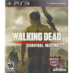 PS3: The Walking Dead: Survival Instinct (Z1)