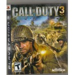 PS3: Call of Duty 3