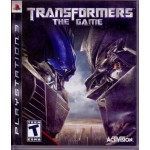 PS3: Transformers The Game