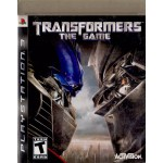 PS3: Transformers the Game (Z1)