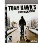 PS3: Tony Hawk's Proving Ground (Z1)