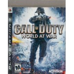 PS3: Call Of Duty World At War (Z1)