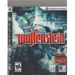 PS3: Wolfenstein (Z1)