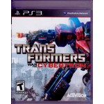 PS3: Transformers. War for Cybertron