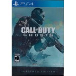 PS4: Call Of Duty Ghosts Hardened Edition (Z1)
