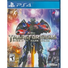 PS4: Transformers Rise of the Dark Spark