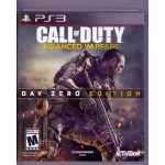PS3: Call of Duty Advanced Warfare Day Zero Edition