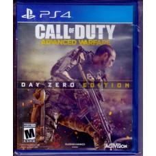 PS4: Call Of Duty Advanced Warfare Day Zero Edition