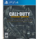 PS4: Call of Duty: Advanced Warfare - Atlas Limited Edition (Z1)