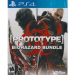 PS4: PROTOTYPE BIOHAZARD BUNDLE (ZALL)(EN)