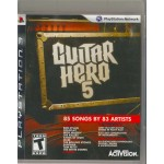 PS3: Guitar Hero 5