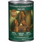 พินนาเคิล Pinnacle อาหารสุนัขชนิดเปียก สูตรไก่และผัก 369 กรัม