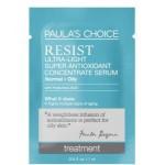 Paula's Choice RESIST Ultra-Light Super Antioxidant Concentrate Serum 1ml