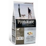 Pronature Holistic Adult Salmon & Brown Rice ชนิดเม็ด สำหรับสุนัขโต สูตรเนื้อปลาแซลมอนและข้าวกล้อง 13.6 kg