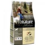 Pronature Holistic Senior ชนิดเม็ด สำหรับสุนัขสูงวัย สูตรปลาทะเลเนื้อขาวและข้าวป่า 2.72 kg