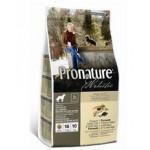 Pronature Holistic Senior ชนิดเม็ด สำหรับสุนัขสูงวัย สูตรปลาทะเลเนื้อขาวและข้าวป่า 13.6 kg