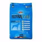 Nutra Gold Holistic adult Dog ชนิดเม็ด สูตรสุนัขโตเต็มวัย เกรดโฮลิสติก 3 kg